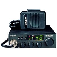RADIO C.B. UNIDEN 40 CANAUX PROFESSIONNEL redirect to product page