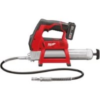 12V CORDLESS GREASE GUN redirect to product page