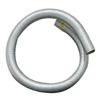 """FLEXIBLE 2"""" X 10' STAINLESS"""