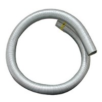 """FLEXIBLE 3"""" X 10' STAINLESS"""