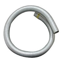 """FLEXIBLE 4"""" X 10' STAINLESS"""