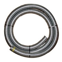 """FLEXIBLE 5"""" X 25' STAINLESS"""