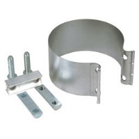 """COLLET PLAT OD/OD 4"""" STAINLESS"""