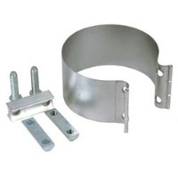 """COLLET PLAT OD/OD 5"""" STAINLESS"""