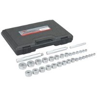 33-PC METRIC & STANDARD MASTER BUSHING DRIVE SET redirect to product page