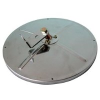 """MIROIR CONVEXE 8-1/2"""" STAINLESS CENTRE redirect to product page"""