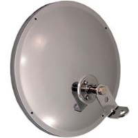"""MIROIR CONVEXE 8-1/2"""" STAINLESS DECENTRE redirect to product page"""