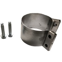 """COLLET PLAT OD/OD 3"""" STAINLESS"""
